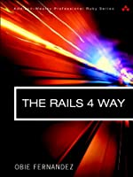 The Rails 4 Way Front Cover