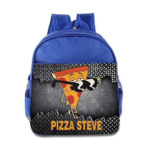 Children Pizza Steve Uncle Grandpa School Bag (2 Color:Pink (Arthur And Fox Costume)