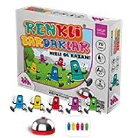 Renkli Bardaklar Zeka Oyunu