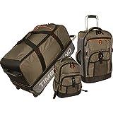 Timberland Hampton Falls 3 Piece Luggage Set