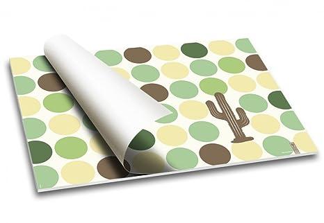 Sottomano Scrivania Verde : Sottomano da scrivania cactus punto. formato a2 40 fogli