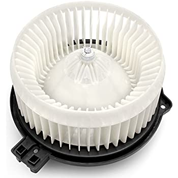 Dromedary HO3126101 Front Heater A//C AC Blower Motor w//Fan Cage for Honda Civic Element Acura EL 2001-2005