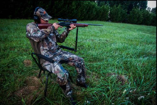 Marvelous Benchmaster Shooting Hunting Chair Sniper Seat 360 Shooting Chair Full 360 Rotation Quiet Comfortable Pdpeps Interior Chair Design Pdpepsorg