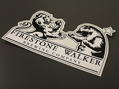 - Firestone Walker Brewing Company - HUGE 8