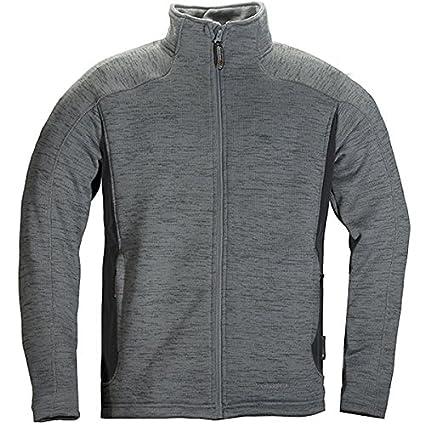 Canadian Line 60435-l-6200 tamaño grande chaqueta de trabajo, color gris