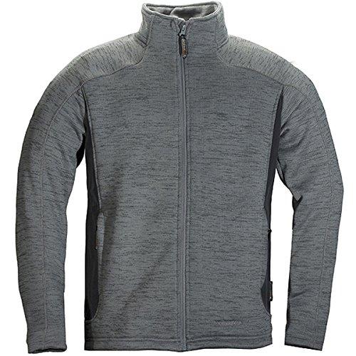 Canadian Line 60435-l-6200 tamaño grande chaqueta de trabajo, color gris: Amazon.es: Bricolaje y herramientas