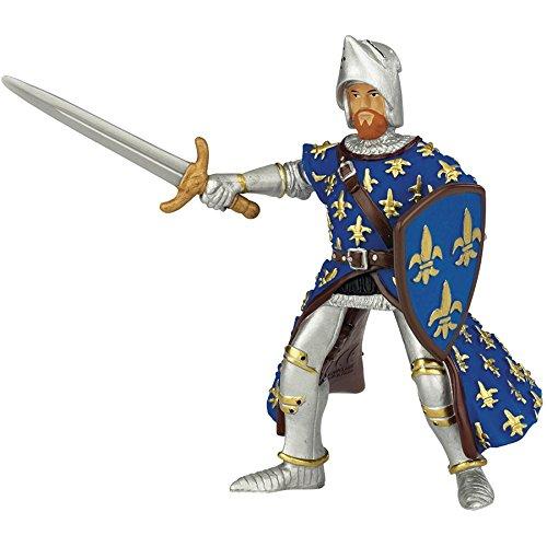 Papo - 39253 - Figurine - Prince Philippe Bleu