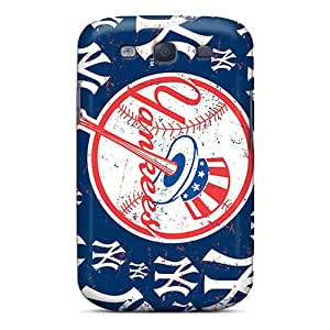 Xianshishop GwW16946Riol Cases For Galaxy S3 With Nice New York Yankees Appearance