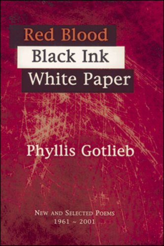 Red Blood Black Ink White Paper: New and Selected Poems 1961–2001 PDF