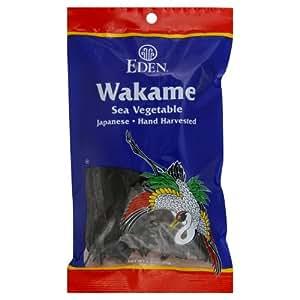 EDEN® WAKAME SEAWEED 2.1 OZ