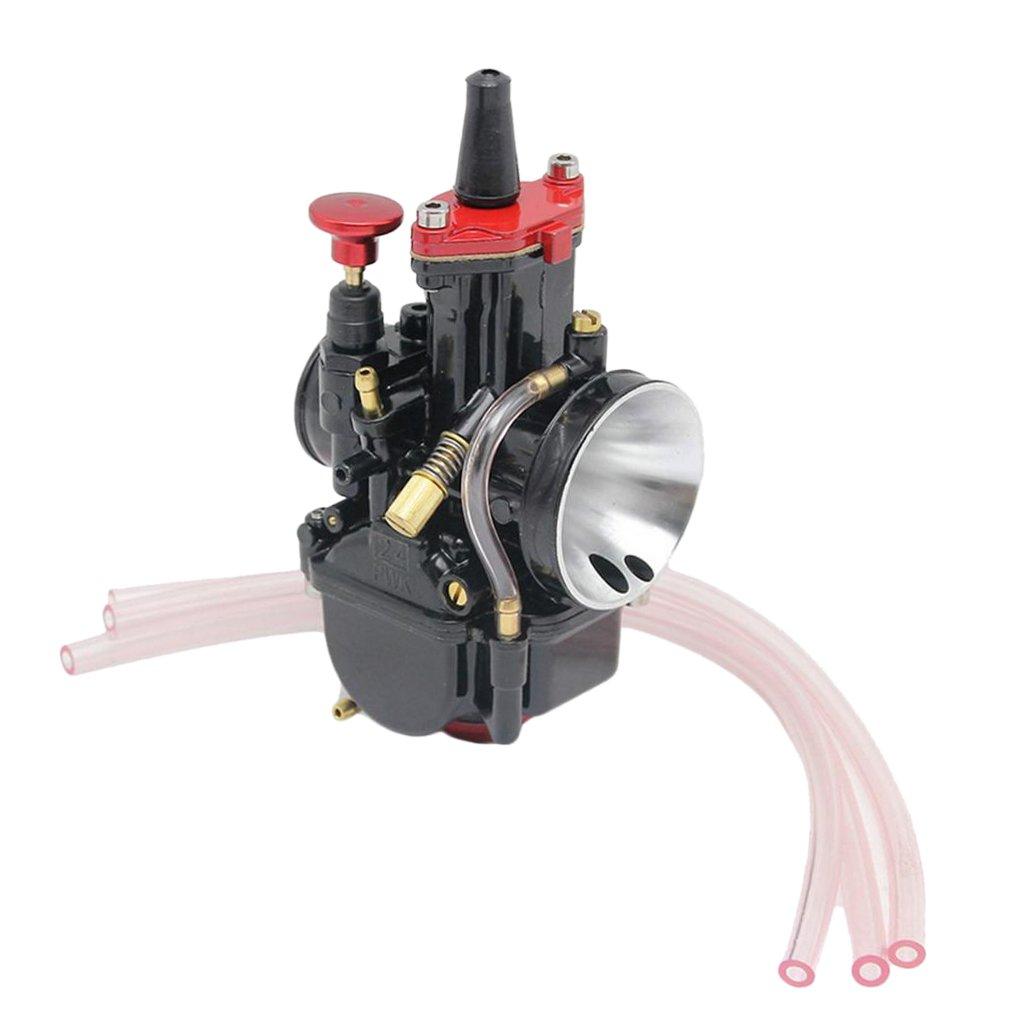 KESOTO Carburador 24mm para PWK ATV
