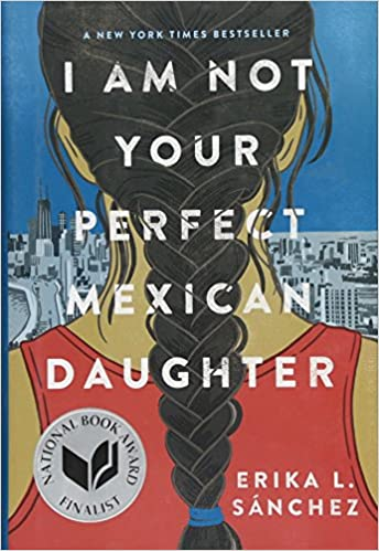Image result for i am not your perfect mexican daughter