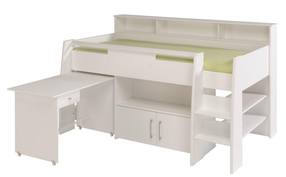 Parisot 2159comb ensemble de meubles chambre denfant swan combine