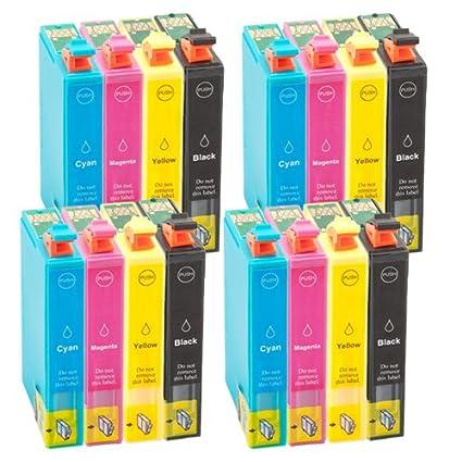 16 platinumserie Impresora tinta XL te0711, te0712, te0713, te0714 ...