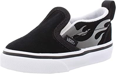 Vans Slip-On V Flame Baby Boys Shoes