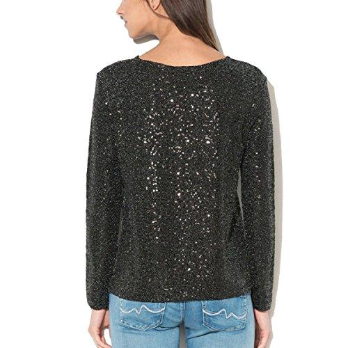 DORA Camisetas Pepe Black PL502760 Jeans 999 1106Wwfq