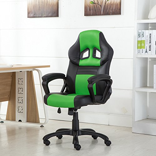 Belleze Racing Style Executive Desk Chair Swivel Office