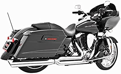 amazon com freedom hd00232 exhaust union 2 into 1 chrome bagger 1