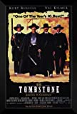 Tombstone FRAMED 27x40 Movie Poster: Kurt Russell