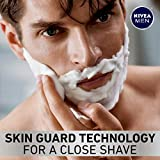 NIVEA Men DEEP Clean Shaving Gel - With Natural