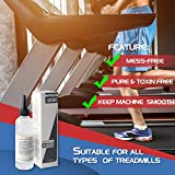 100% Silicone Treadmill Belt Lubricant, Easy to