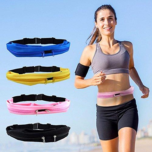 Outdoor-Tasche, Wasserdichte Handy-Sitz, Joggen, Gürtel, Bauch-Tasche, Die Damen Trainieren, Fitness-Tasche