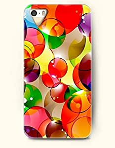 iPhone 5/5S Case, SevenArc Phone Cover Series for Apple iPhone 5 5S Case (DOESN'T FIT iPhone 5C)-- Colorful Bubble...