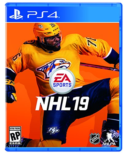 NHL 19 Standard Edition  - PS4 [Digital Code] by Electronic Arts
