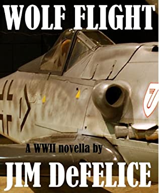book cover of Wolf Flight
