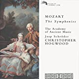 Mozart: The Symphonies (Nos 1-41, plus 27 other symphonic works) /AAM * Schroder * Hogwood