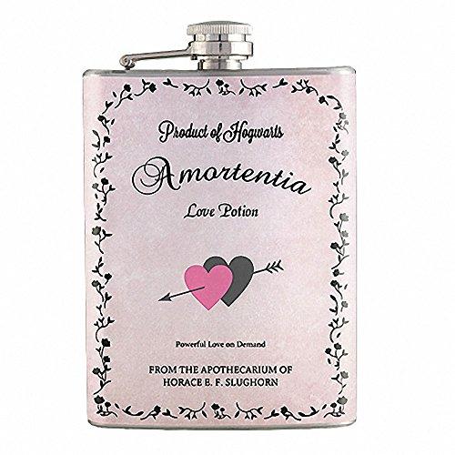 8oz - Amortentia Potion Harry Potter Flask