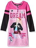 Nickelodeon Girls' Big JoJo Siwa Nightgown, Dancing Queen, 8