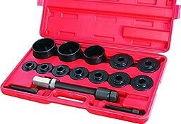 Generic Universal Front Wheel Drive Bearing Puller and Hub Removal Car Kit Set 2-3/16\
