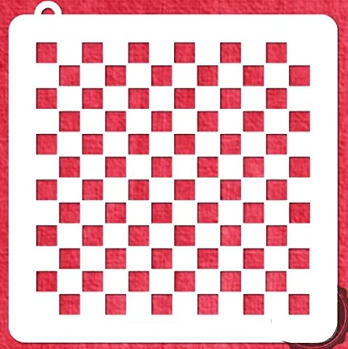 American Confections Stripes, Squares & Polkadot Cookie Stencil Bundle of 3 by American Confections (Image #3)