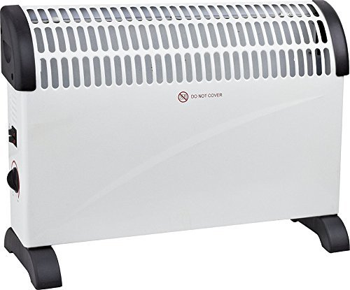 Wall Mountable / Free Standing Electric Convector Heater [Energy Class A+++] Highlands