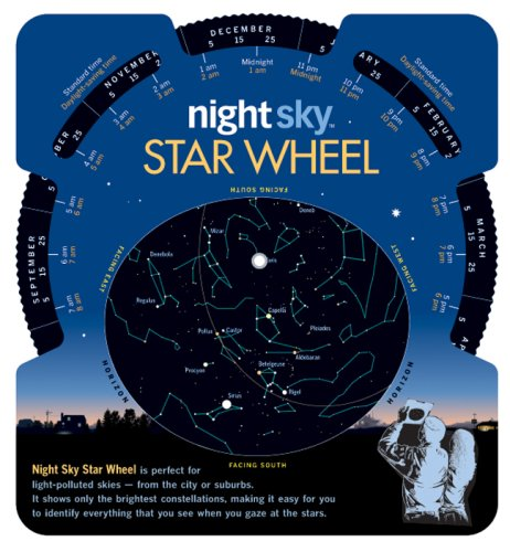 Constellation Chart (Night Sky® Star Wheel)
