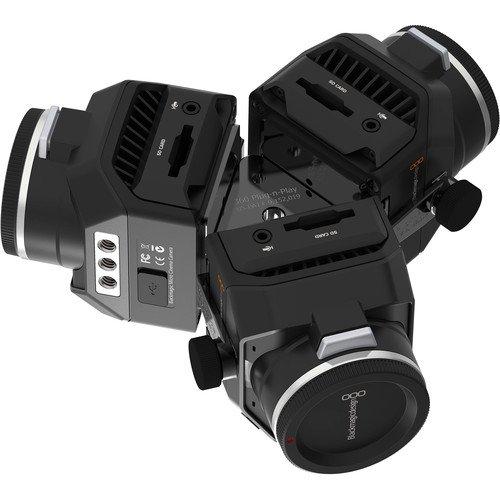 360RIZE 360Helios 3 360 Plug-n-Play Rig for Blackmagic