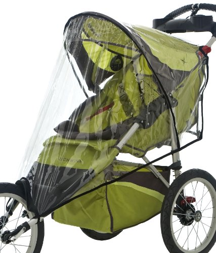 InStep Weather Shield Single for Fixed Wheel Jogger/Stroller