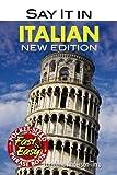 Say It in Italian%3A New Edition %28Dove