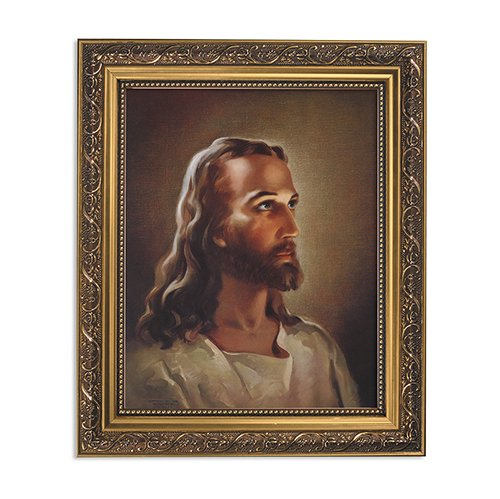 AT001 1pc Sallman: Head Christ ()