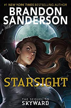 Starsight by Brandon Sanderson science fiction and fantasy book and audiobook reviews