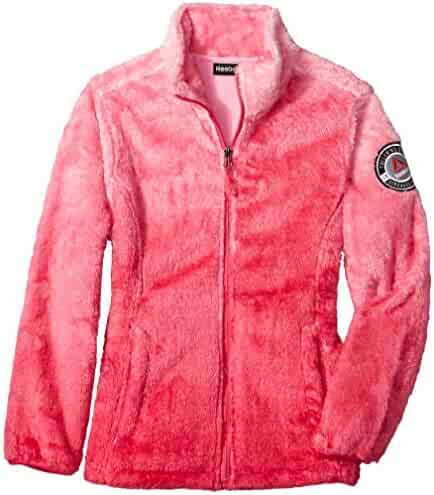 Reebok Big Girls' Active Outerwear Jacket (More Styles Available)