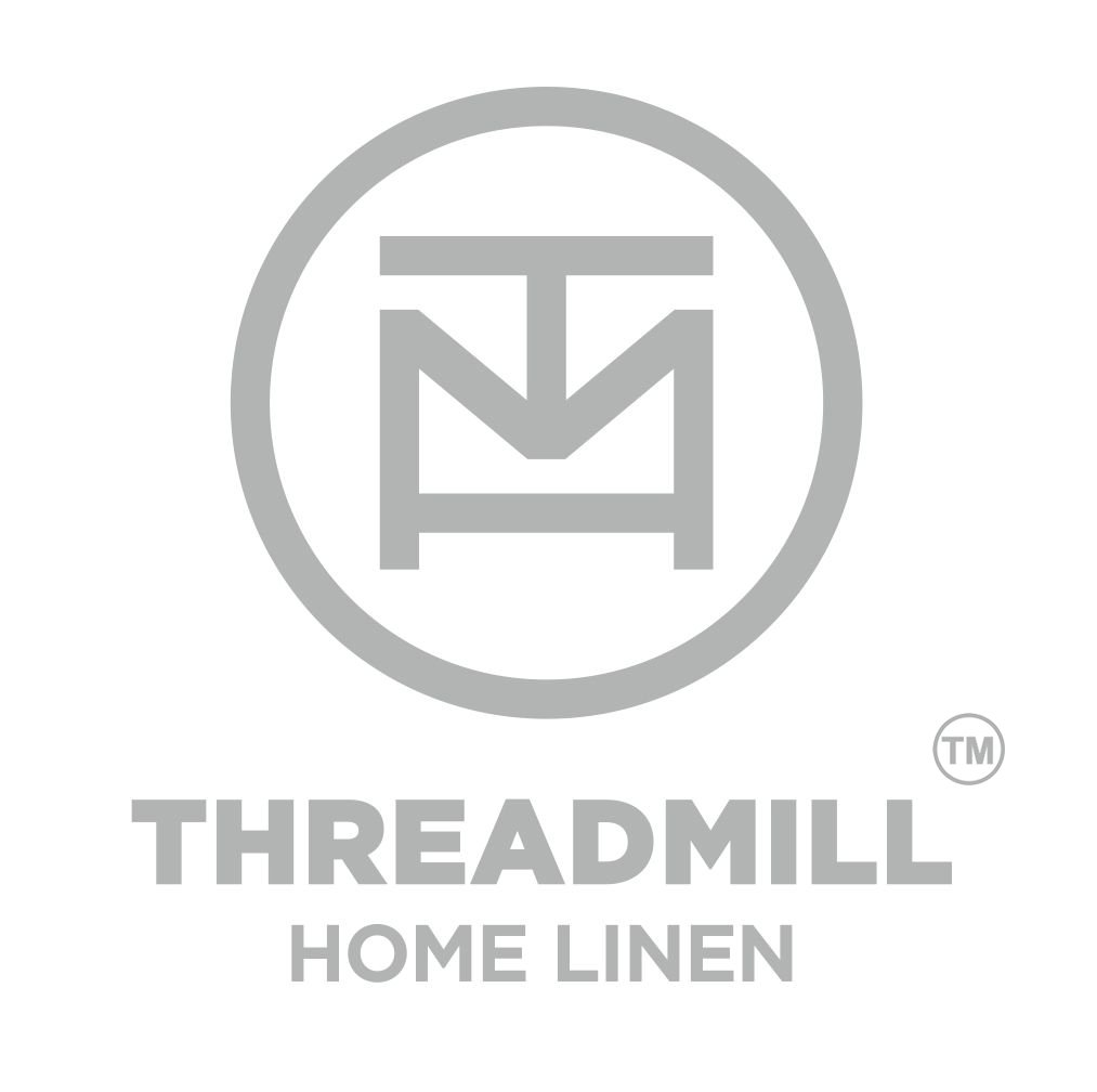 Threadmill Home Linen 800 Thread Count 100% ELS Cotton Sheets Set of 2 King Pillowcases, Luxury Bedding, Smooth Sateen, Blue by by Threadmill Home Linen (Image #2)
