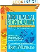 #10: Biochemical Individuality