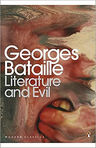 literature and evil bataille georges hamilton alastair
