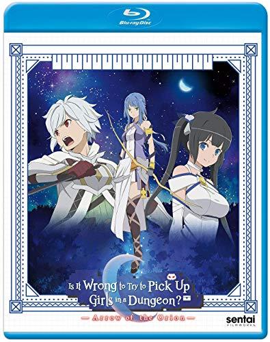 Wrong Girls Dungeon Arrow Blu ray product image