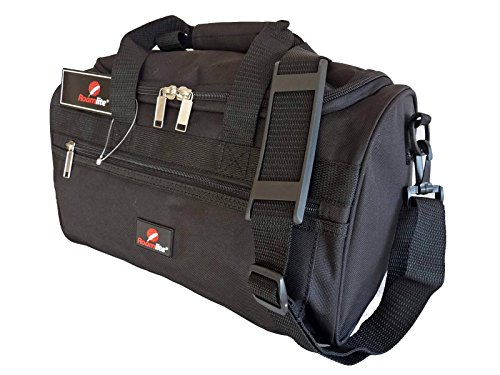 16 pulgadas equipaje de mano Tamaño Bolsa Perfecta para Ryanair 5012 M, negro (Negro) - RL59Ka: Amazon.es: Ropa y accesorios