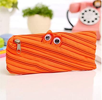 Amazon.com : pencil case material escolar lapices bag school ...