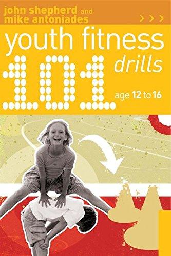 101 Youth Fitness Drills Age 12-16 pdf epub