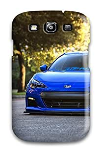 Cynthaskey Snap On Hard Case Cover Subaru Brz 11 Protector For Galaxy S3